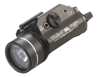 TLR-1 HL Includes Rail Locating Keys for Glock style, 1913 Picatinny, S&W 99/TSW, and Beretta 90two. Lithium batteries. Boxed.-Streamlight