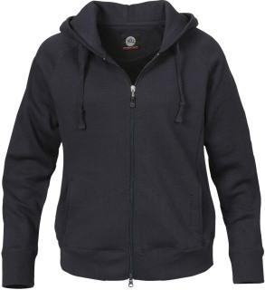 Women's Full-Zip Fleece Hoodie