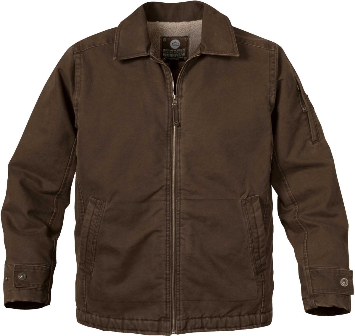 Men's Work Jacket-StormTech