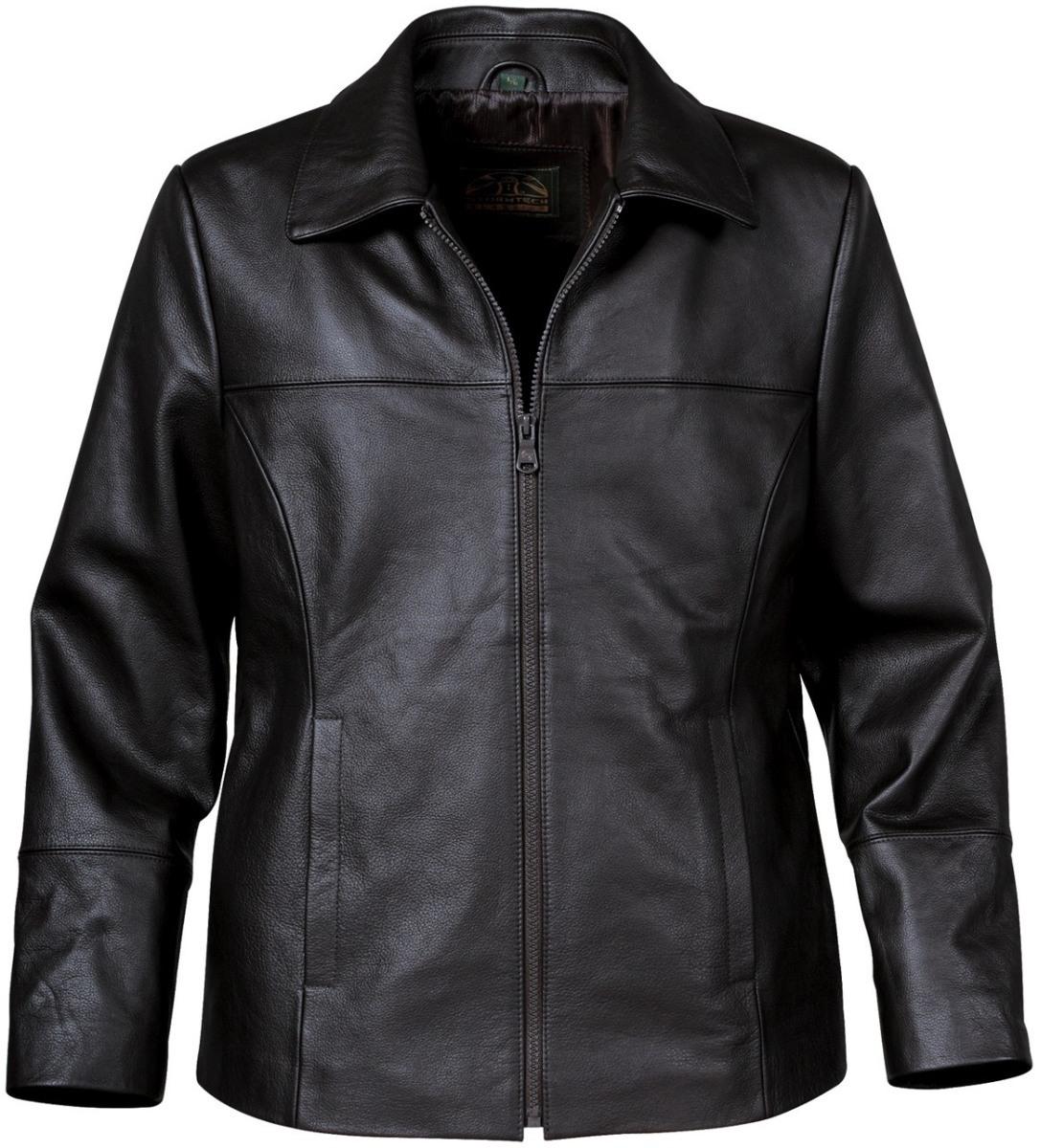 Women's Stormtech Classic Leather Jacket-StormTech