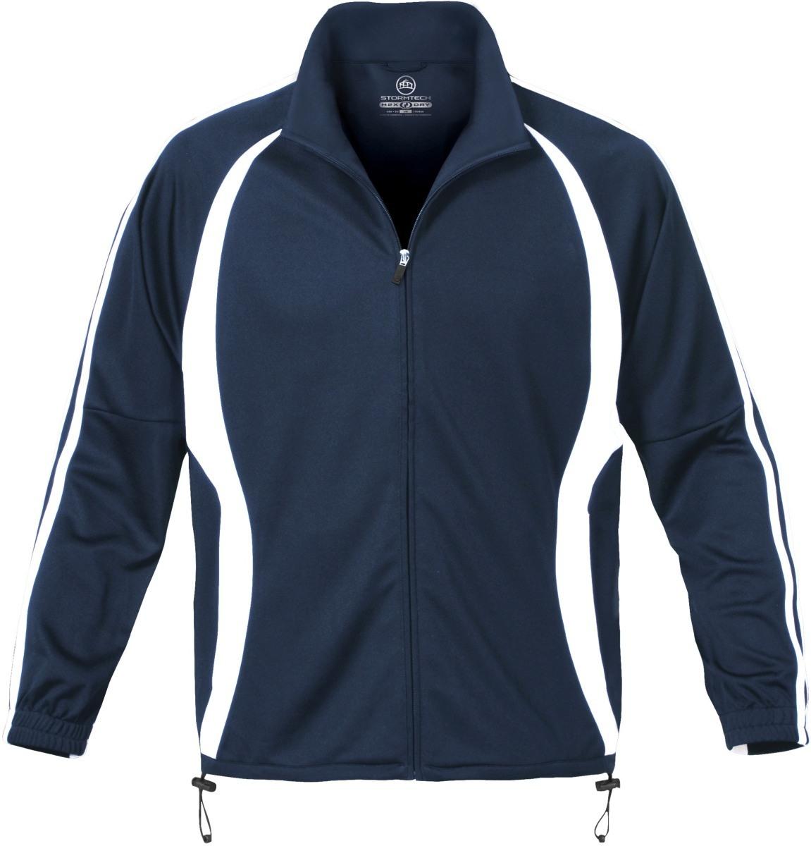 Men's H2X-Dry Full-Zip Knit Training Jacket-StormTech