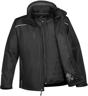 Men's Atmosphere Hd 3-In-1 System Jacket-