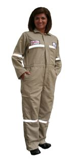 AP Design Moisture-Wicking Coverall