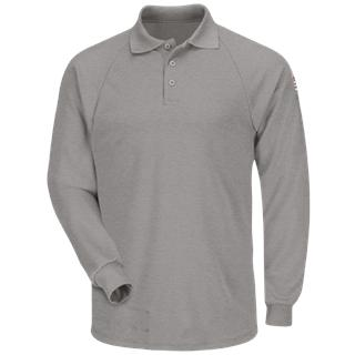 Classic Long Sleeve Polo - CoolTouch®2-Bulwark®
