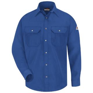 Snap-Front Uniform Shirt - Nomex® IIIA - 4.5 oz.