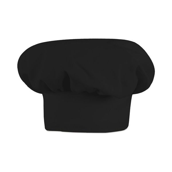 Black Chef Hat-
