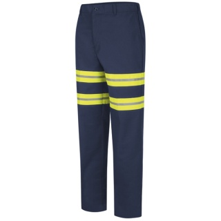 Enhanced Visibility Dura-Kap® Industrial Pant-Red Kap®