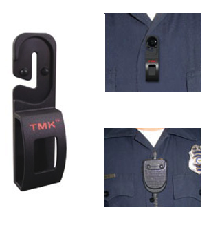 TMK Equals Officer Safety Front Buttons Microphone-Webster Innovations