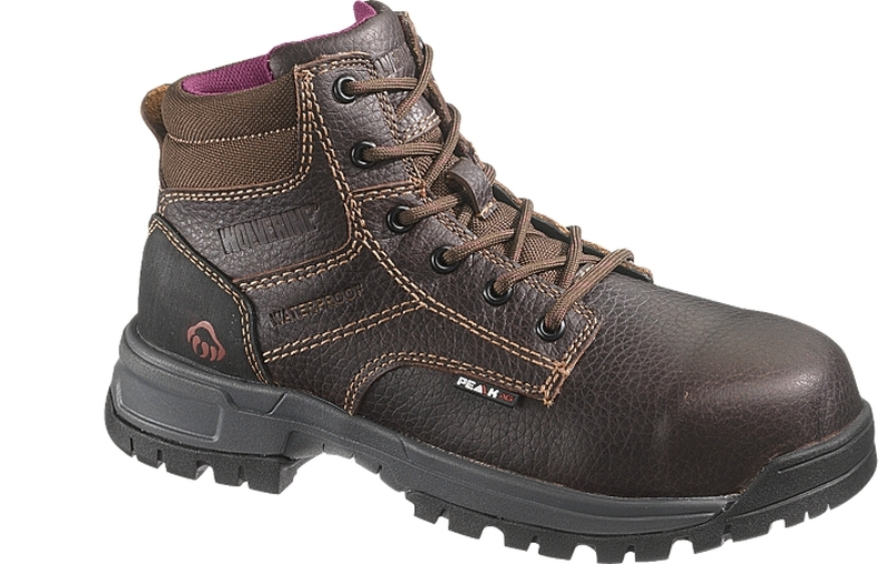 "PIPER WATERPROOF COMPOSITE-TOE EH 6"" WORK BOOT-Wolverine"