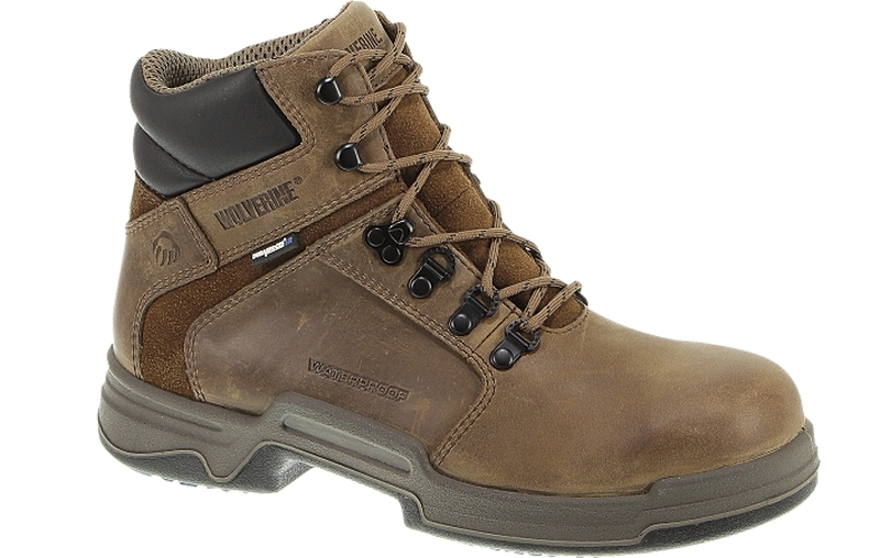 "Griffin 6"" Wpf Steel-Toe Eh"