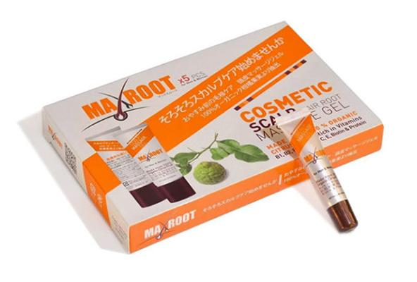 MAXROOT HAIR GEL (Single Pack)