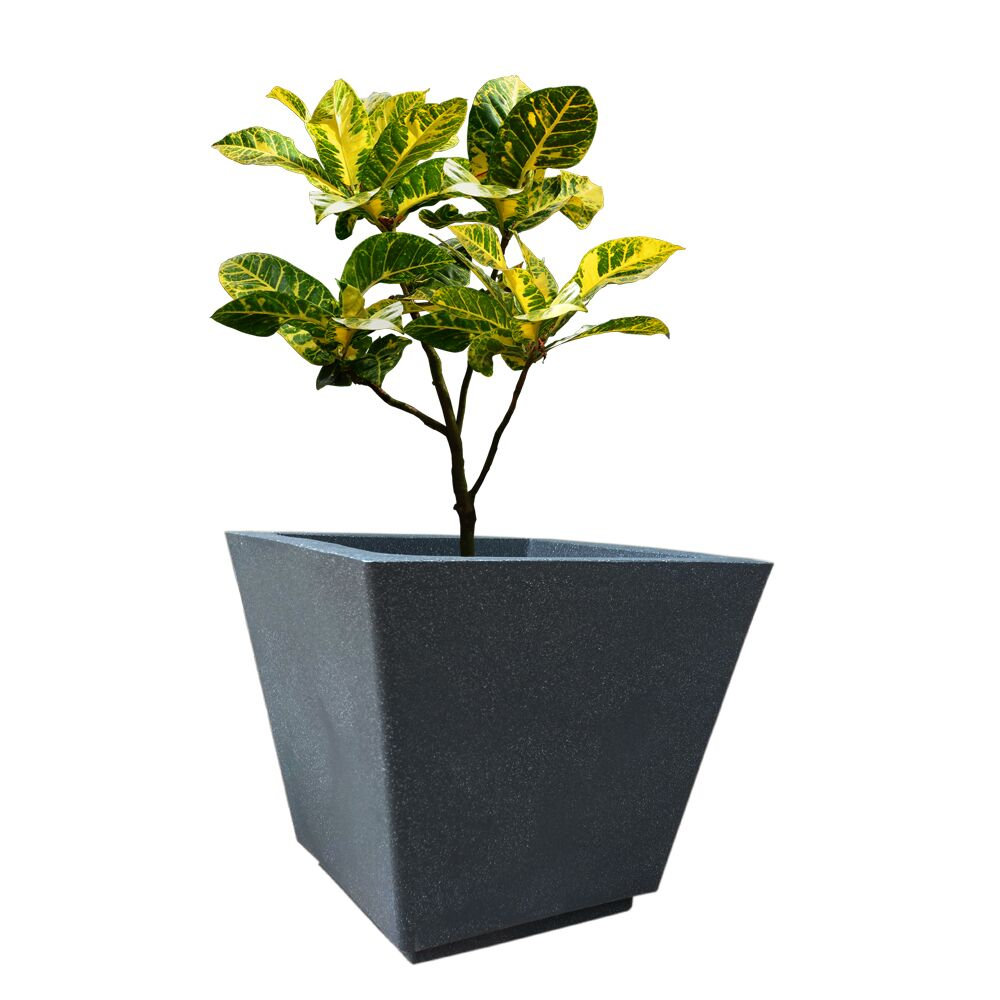 YUCCABE FOXB GK grey 12 Inches Planter