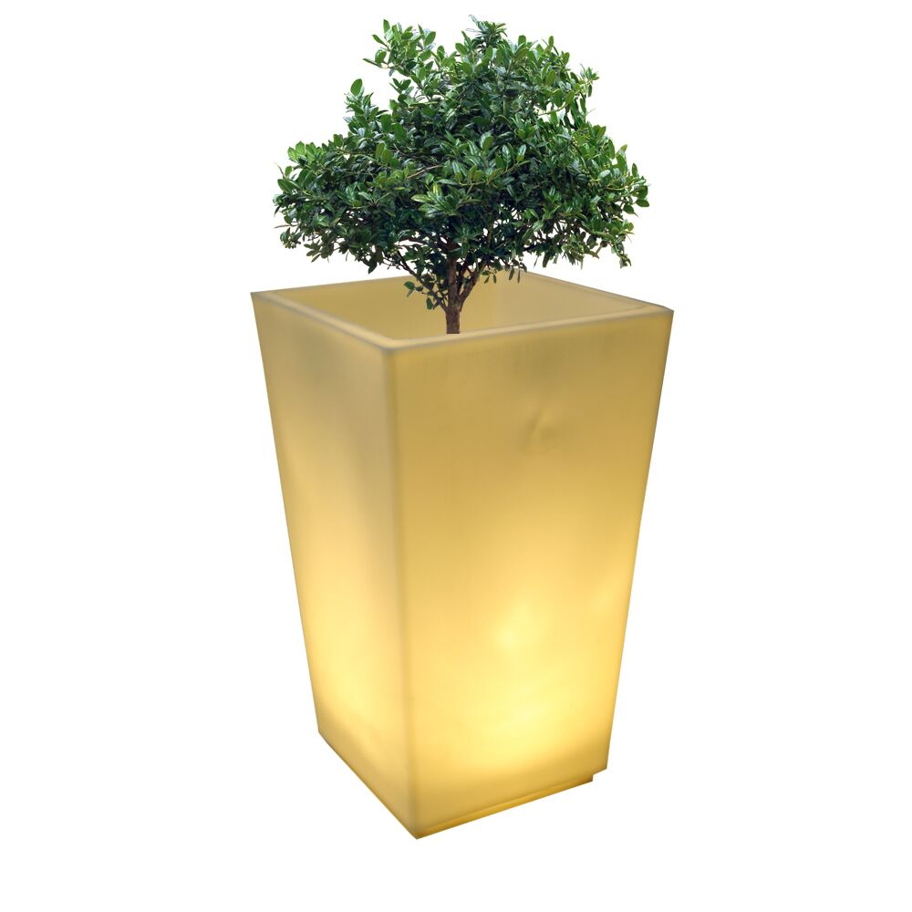 LED TK 26 Inches Planter