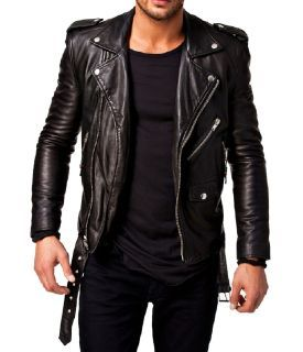 Pure Customised leather jackets for Men's