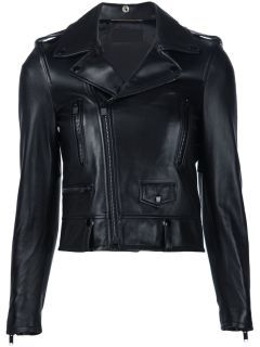 Black Colour Pure Customised leather jackets for Men's